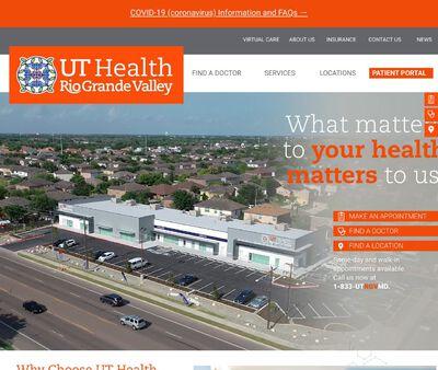 STD Testing at UT Health RGV / Knapp Family Health Center