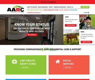 STD Testing at Alamo Area Resource Center