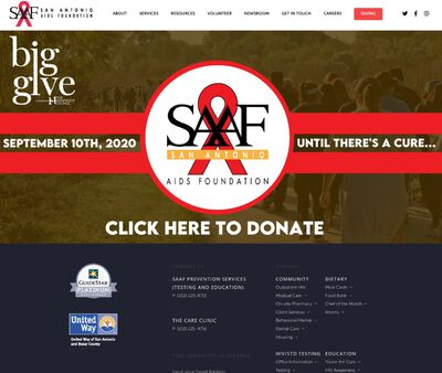 STD Testing at San Antonio AIDS Foundation