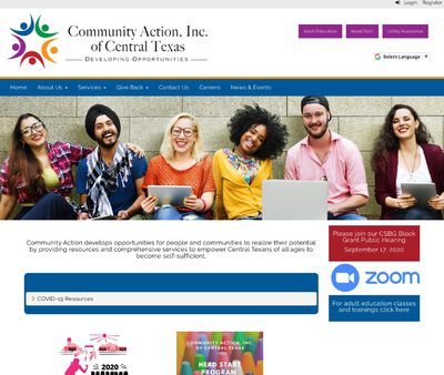 STD Testing at Community Action Inc of Central Texas
