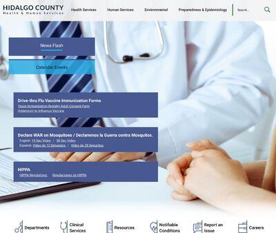 STD Testing at Hidalgo County Health and Human Services (Hidalgo County Health Department)