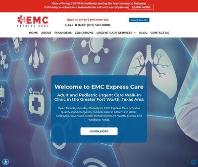 STD Testing at EMC Express Care