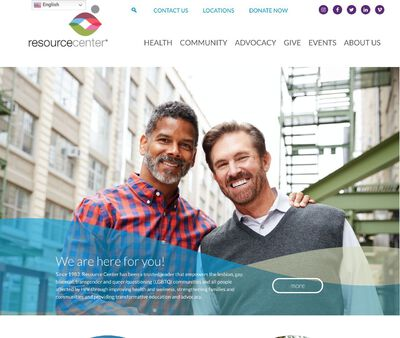 STD Testing at Resource Center Nelson – Tebedo