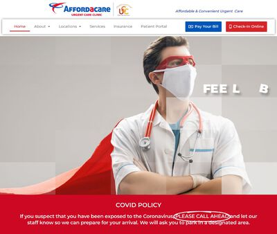 STD Testing at Affordacare Urgent Care Clinic