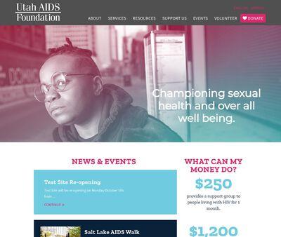 STD Testing at Utah AIDS Foundation