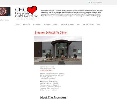STD Testing at Community Health Centers Inc.-Stephen D Ratcliffe Community Health