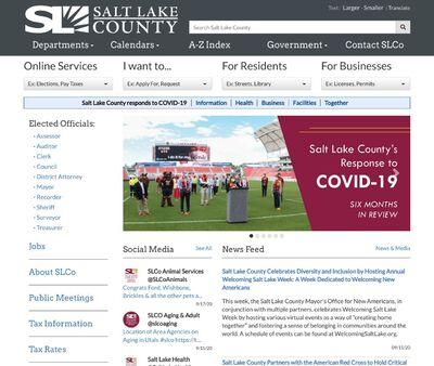 STD Testing at Salt Lake County Health Department