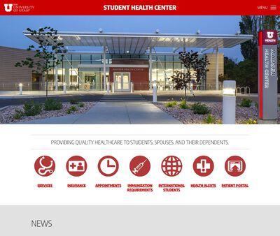 STD Testing at Student Health Center