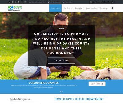 STD Testing at Davis County Health Department