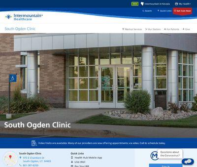 STD Testing at South Ogden Clinic
