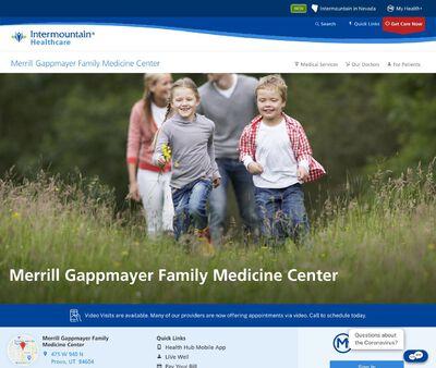 STD Testing at Merrill Gappmayer Family Medicine Center