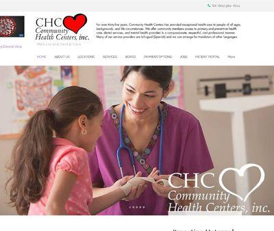 STD Testing at Community Health Centers Incorporated (Oquirrh View Community Health Center)