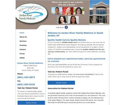 STD Testing at Jordan Family Medicine