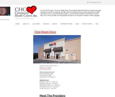 STD Testing at Community Health Centers Incorporated (72nd Street Community Health Center)