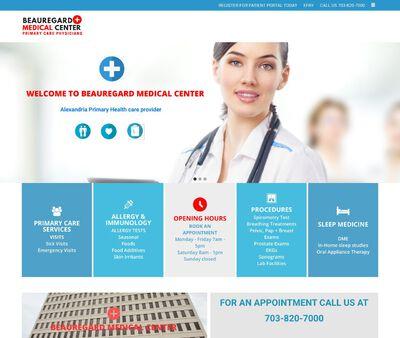 STD Testing at Beauregard Medical Center