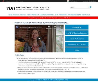 STD Testing at Charlottesville/Albemarle Health Department