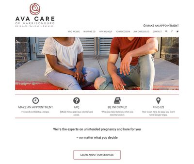 STD Testing at AVA Care of Harrisonburg