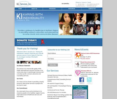 STD Testing at KI Services Incorporated