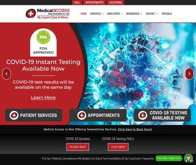 STD Testing at Medical Access Urgent Care - Woodbridge VA