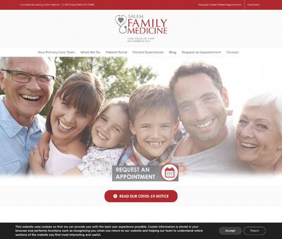 STD Testing at Salem Family Medicine