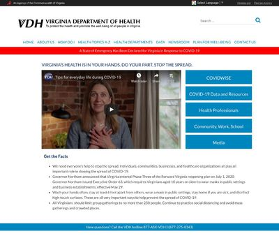 STD Testing at Frederick Winchester Medical Health Dept