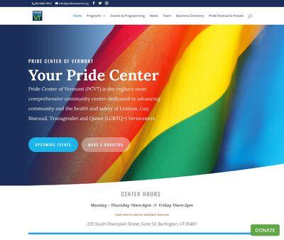 STD Testing at Pride Center of Vermont