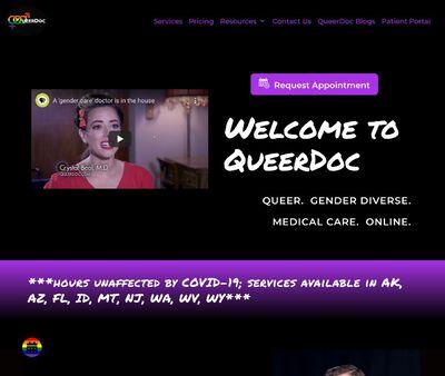 STD Testing at QueerDoc