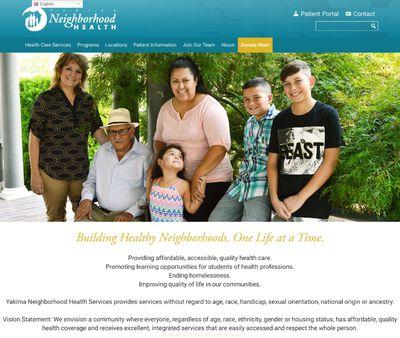 STD Testing at Yakima Neighborhood Health Services