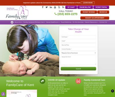STD Testing at Family Care of Kent