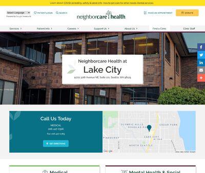 STD Testing at Neighborcare Health at Lake City