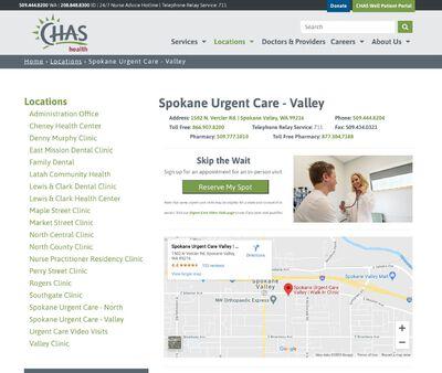 STD Testing at Spokane Urgent Care Valley