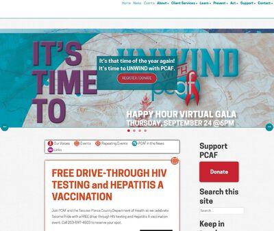 STD Testing at Pierce County AIDS Foundation