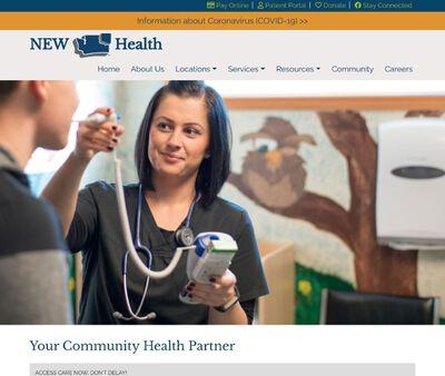 STD Testing at North East Washington Health Programs, Colville Community Health Center