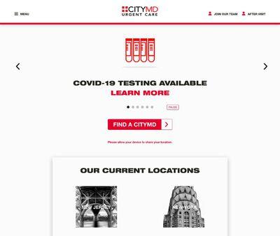 STD Testing at CityMD Urgent Care
