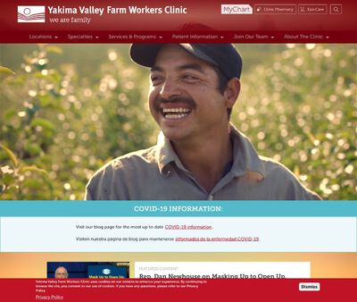 STD Testing at Yakima Valley Farm Worker's Clinic