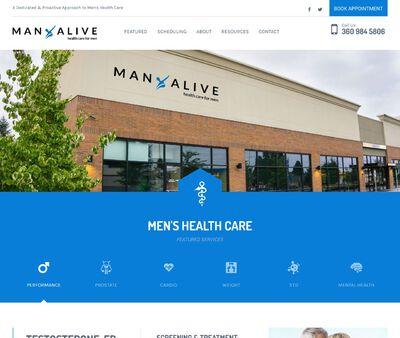 STD Testing at Man Alive Clinic