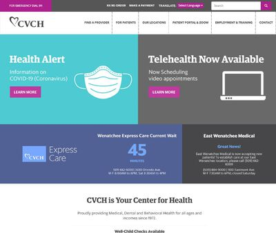 STD Testing at Columbia Valley Community Health-Wenatchee Clinic