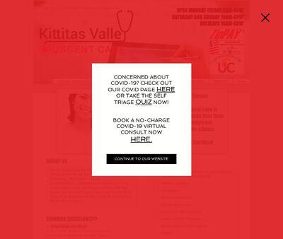 STD Testing at Kittitas Valley Urgent Care
