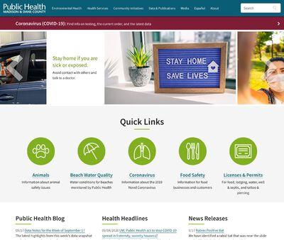 STD Testing at Public Health Madison & Dane County