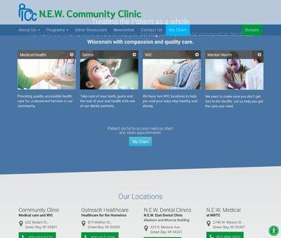 STD Testing at N.E.W. Community Clinic
