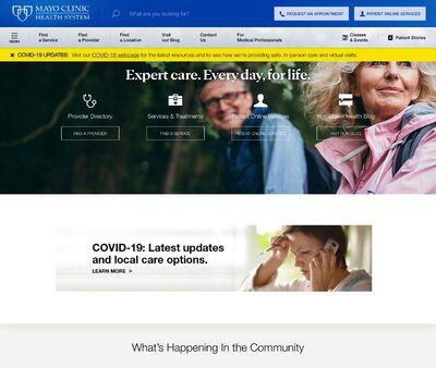STD Testing at Mayo Clinic Health System - Family Health Clinic