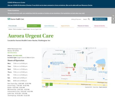 STD Testing at Aurora Urgent Care