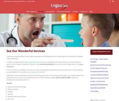 STD Testing at Wisconsin Urgent Care in Milwaukee