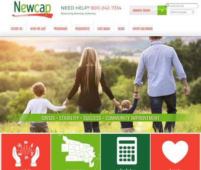 STD Testing at NEWCAP Inc. Community Health Services Green Bay Office