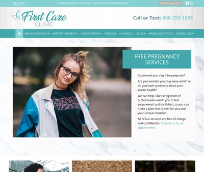 STD Testing at First Care Clinic