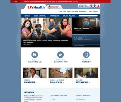 STD Testing at UW Health Urgent Care Clinic