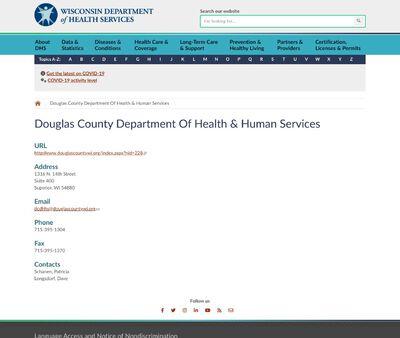 STD Testing at Douglas County Health Check