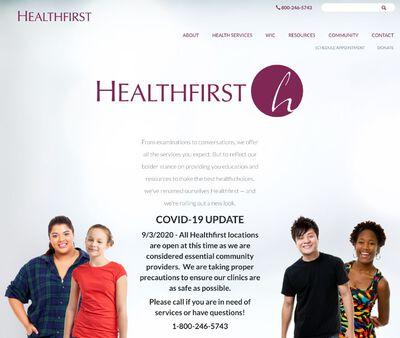 STD Testing at HealthFirst