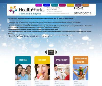 STD Testing at HealthWorks
